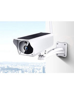 Solar WiFi Bullet Camera 1080p HD Security Camera