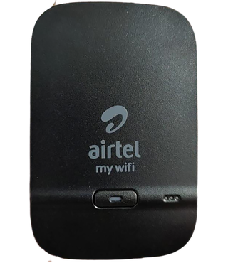 Airtel My WiFi AMF 311WW 4G Hotspot New model