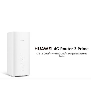 HUAWEI 4G Router 3 Prime B818 All SIM Data Speed 1.6 Gbps