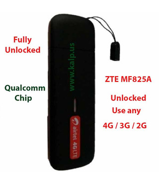 Reliance Jio 4G Dongle - Used ZTE MF825A 4G LTE